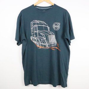Men's Volvo Truck Official Merchandise T-Shirt